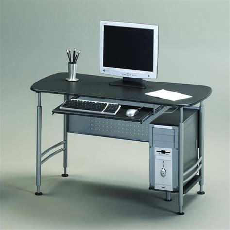Small Metal Computer Desk Mayline Eastwinds Santos Small Metal Computer Desk 925