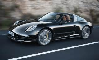 What Is A Porsche Targa Car And Driver