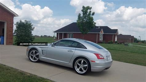 chrysler 2 door coupe 2008 chrysler crossfire limited coupe 2 door 3 2l