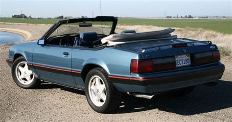 auto air conditioning service 1987 ford mustang electronic valve customer ride 1987 ford mustang lx 2 3l dearborn pit