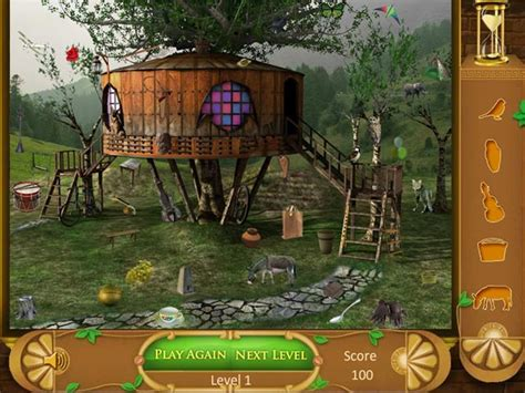 build a house game play tree house builder free online game