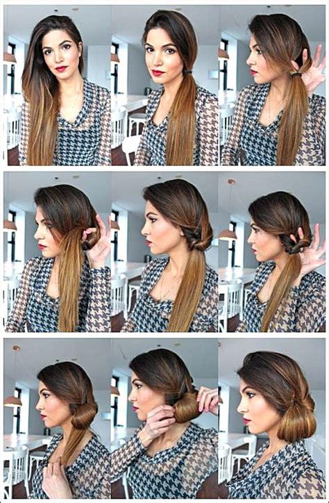 cute hairstyles to look good for your crush okul sa 231 modelleri ve yapılışları 25