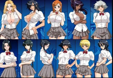 favorite bleach female characters anime amino