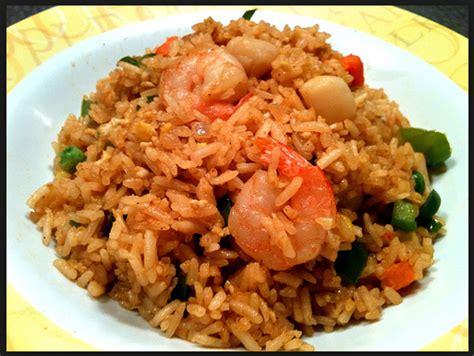buat nasi goreng udang resep nasi goreng udang gurih lezat stpetenoise