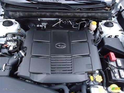 2012 subaru outback 3 6r limited 3 6 liter dohc 16 valve