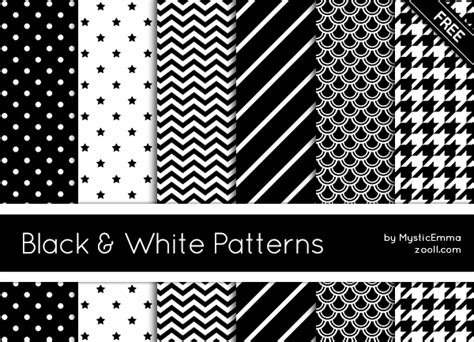 black pattern deviantart black and white patterns by mysticemma on deviantart