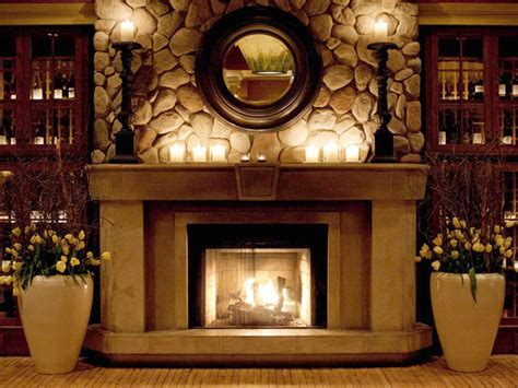 Fireplaces For Decoration by Decorate Your Mantel For Winter Mantels Winter Picture