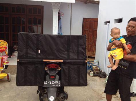 Tas Motor Barang jual jual tas barang untuk motor ukuran jumbo