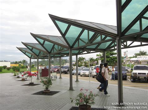 Waiting Shed by Davao International Airport Philippines Travel Guide