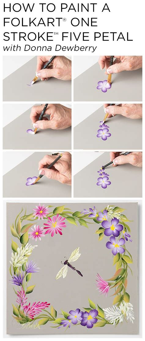 beginner s guide to botanical flower painting books learn how to paint five petal flowers trailing flowers