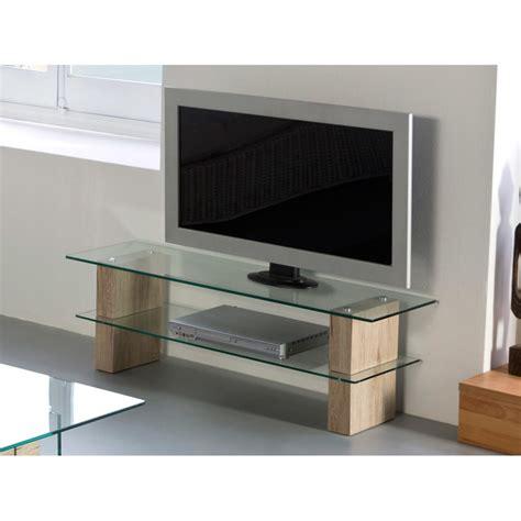 Meuble Tv Sans Pied by Meuble Tv Verre