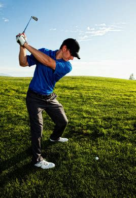 mechanics of a good golf swing secret tips to improve golf game at home