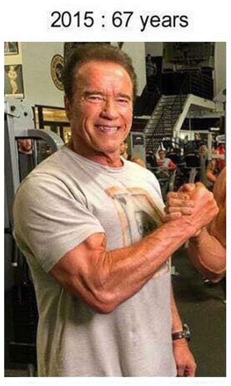 a look at just how well arnold schwarzenegger has aged a look at just how well arnold schwarzenegger has aged
