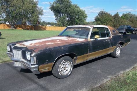 Pontiac Grand Prix 1972 by Hurst 1972 Pontiac Grand Prix Ssj