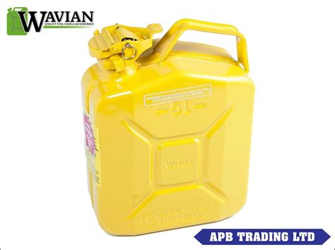 Expedition E6678m Green Yellow jerry can 5 litre green black yellow