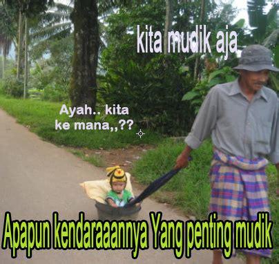 gambar mudik lebaran lucu buat dp bbm dan update status fb mutiara kata ucapan indah