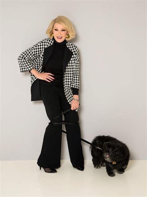 Joan Rivers Swag by Foto Joan Rivers Melejit Lewat Acara Televisi Fashion