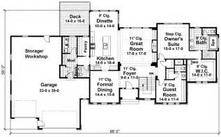 house plan 42648 at familyhomeplans com 1000 images about floor plans on pinterest house plans