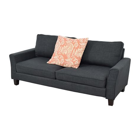 charcoal grey loveseat charcoal grey sofa and loveseat charcoal grey fabric