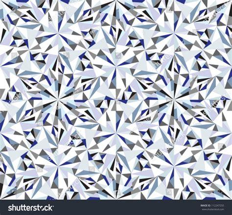 diamond texture pattern vector diamond background seamless brilliant pattern stock vector