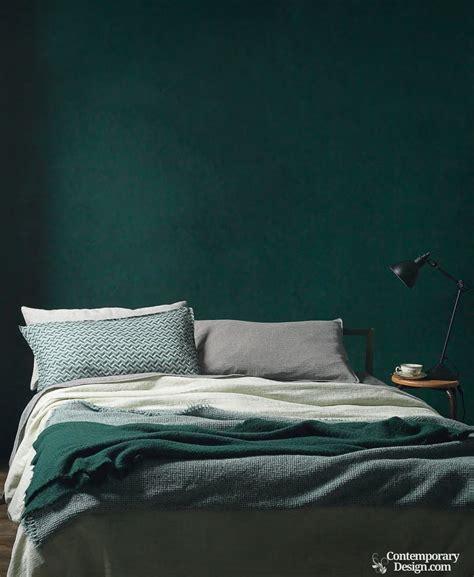 dark green bedroom walls the richest of greens dark green bedroom idea