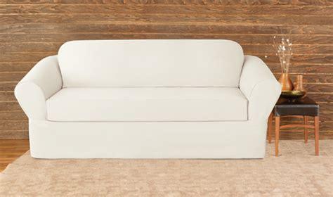 sure fit white sofa slipcover white sofa slipcovers sofa menzilperde net