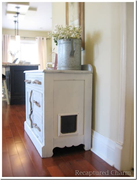 diy litter box cabinet diy cabinet litter box for the home litter box litter boxes and door hinges