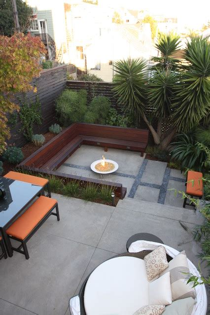 Backyard Bowls San Francisco Potreo Hill Modern Modern Patio San Francisco By