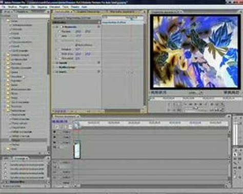 tutorial adobe premiere pro cs3 adobe premiere pro cs3 basic tutorial ita youtube