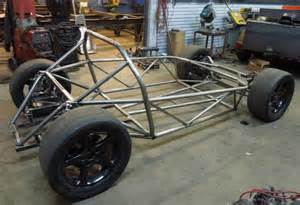 Mid Engine Electric Car Chassis Mid Engine Proyecto De Negocio