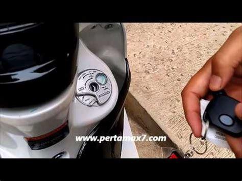 Kunci Fino Buka Penutup Kunci Magnet Yamaha Mio Fino Blue 125