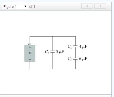 what is the charge on the capacitor express your answer in nc what is the charge on the capacitor express your answer using two significant figures 28