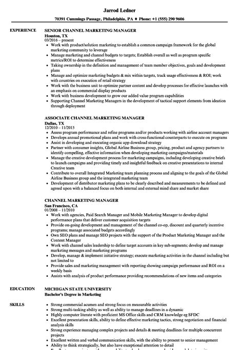 field marketing manager resume 11 invoice template