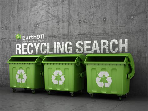 recycling center search earthcom