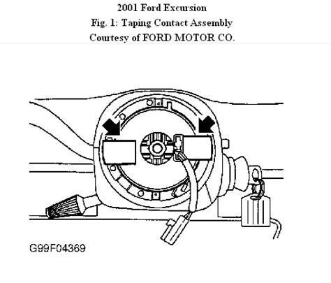 wiring diagram for 2008 f250 clock