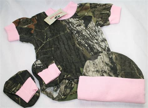 mossy oak pink camo clothing mossy oak pink camo baby set