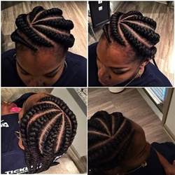 ghanaian hairstyles ladies try latest these ghana weaving hairstyles