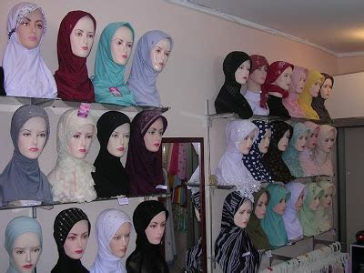 Toko Jilbab Rabbani Doris Nasution Start Business Now Become Business