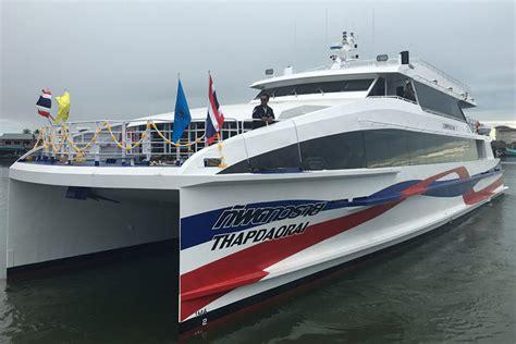 catamaran ferry service ic14020 34m catamaran passenger ferry
