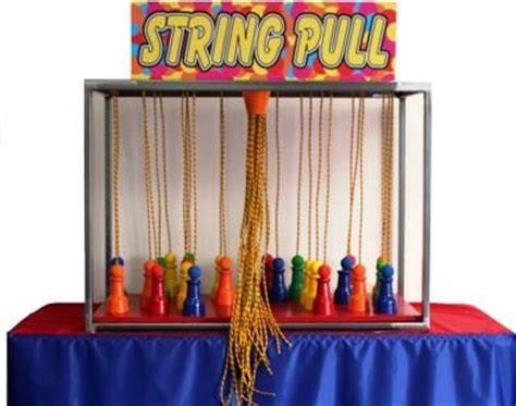 String Pulling - 117 best carnival ideas images on