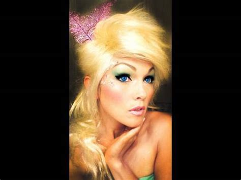 makeup tutorial tinkerbell tinkerbell fairy costume make up by kandee kandee