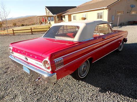 1964 ford falcon futura 1964 ford falcon futura convertible 162956