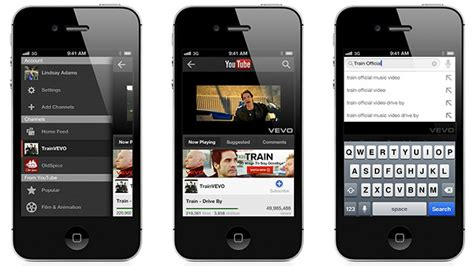 new youtube layout ios youtube releases new iphone app cnn com