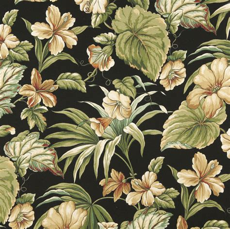 Tropical Upholstery Fabric E327 Outdoor Fabric Tropical Outdoor Fabric