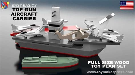 How To Make A Aircraft Carrier Out Of Paper - wood plans top gun aircraft carrier