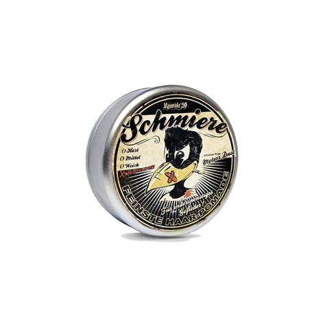 Pomade Indonesia official distributor resmi rumble 59 schmiere by indonesia pomade