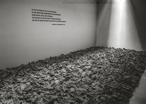 shoe room holocaust museum visiting the holocaust memorial museum the bohemian lifestyle