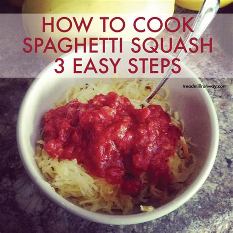 how to cook spaghetti squash 3 easy steps