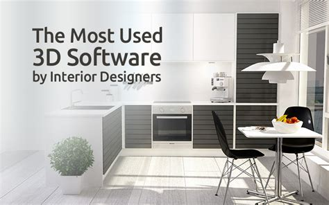 most popular interior design blogs the most used 3d software by interior designers