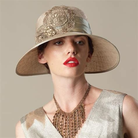 roaring 20s hats for women flapper hats flappers wore cloches and hats like this